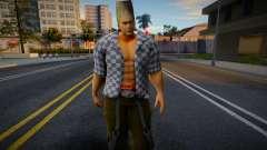Paul Gangstar 7 para GTA San Andreas