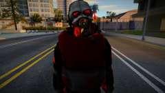 Zombie Soldier 11 para GTA San Andreas