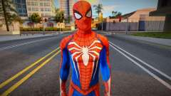 Revamped Advanced Suit para GTA San Andreas