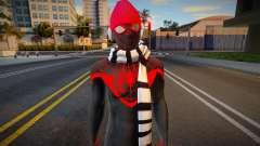 Miles Morales Suit 12 para GTA San Andreas