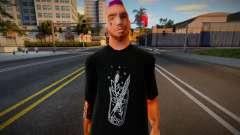 Nane skin (b.m.v) para GTA San Andreas