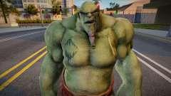 Arkail (Of Orcs and Men) Skin para GTA San Andreas