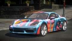 Porsche 718 Qz S8 para GTA 4