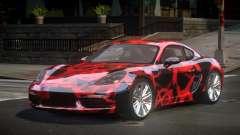 Porsche 718 Qz S9 para GTA 4