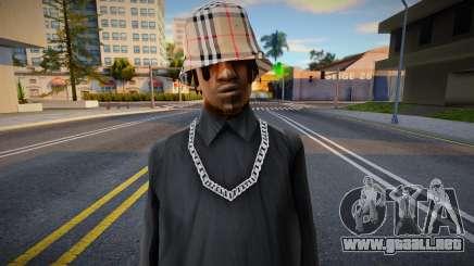 Fam2 Sunshine Boy para GTA San Andreas