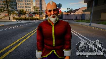 Wang Jinrey para GTA San Andreas