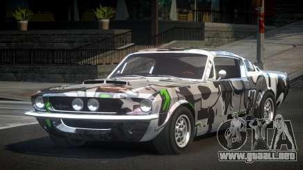 Shelby GT500 GS 60S S9 para GTA 4