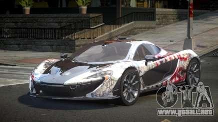 McLaren P1 U-Style S7 para GTA 4