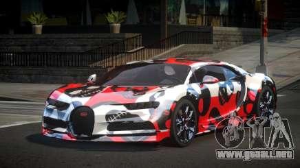 Bugatti Chiron GT S10 para GTA 4