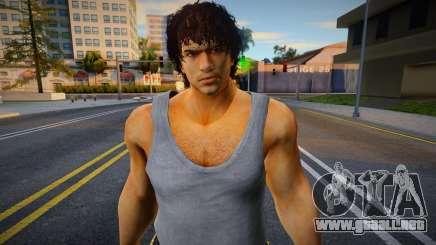 Miguel New Clothing 1 para GTA San Andreas
