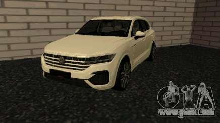 Volkswagen Touareg 2021 para GTA San Andreas