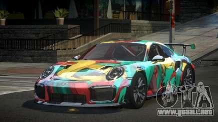 Porsche 911 BS-U S9 para GTA 4
