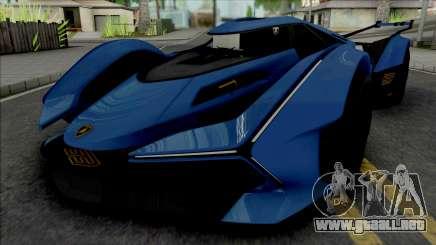 Lamborghini Lambo V12 Vision Gran Turismo para GTA San Andreas