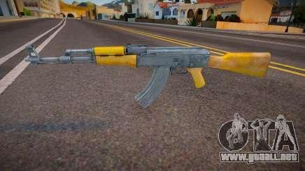 AK-47 from Max Payne 3 para GTA San Andreas