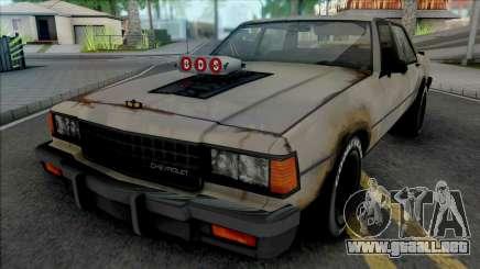 Chevrolet Caprice 1985 ProStreet para GTA San Andreas