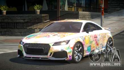 Audi TT PSI S2 para GTA 4