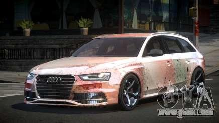Audi RS4 U-Style S5 para GTA 4