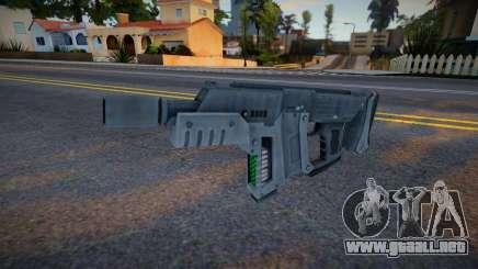 Mp5Lng - Ammunation Surplus para GTA San Andreas