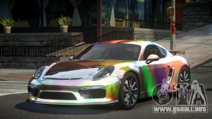 Porsche Cayman Qz S1 para GTA 4