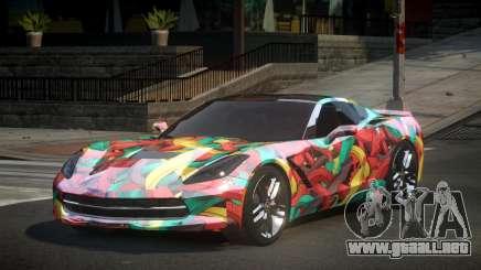 Chevrolet Corvette C7 Qz S10 para GTA 4