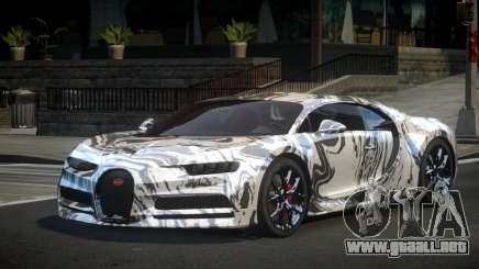 Bugatti Chiron GT S1 para GTA 4