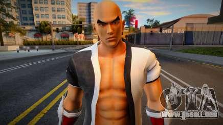 Jin from Tekken 5 para GTA San Andreas
