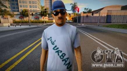 New hmyst skin para GTA San Andreas