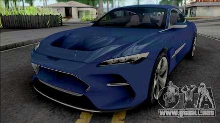 Italdesign DaVinci 2019 para GTA San Andreas