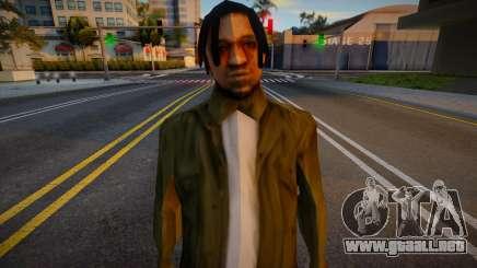 Grove Man para GTA San Andreas