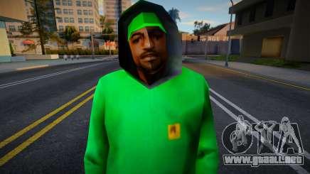New Homie - Fam2 para GTA San Andreas