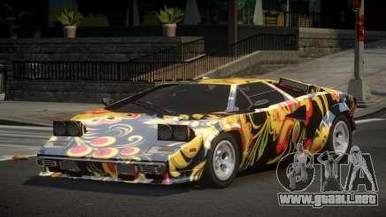 Lamborghini Countach Qz S3 para GTA 4